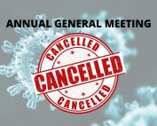 Clare Mutual Insurance AGM Cancelled